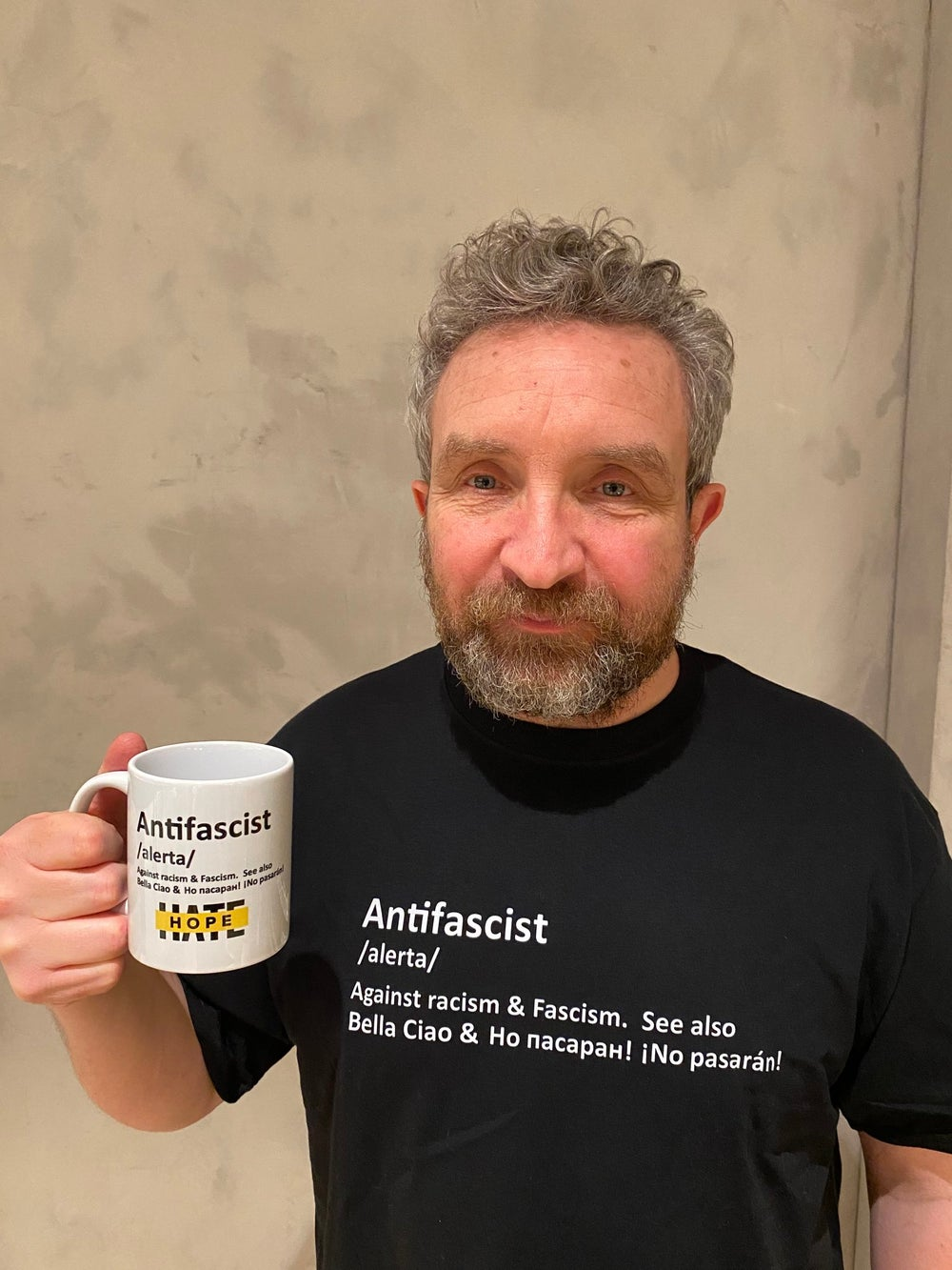 Phonetic Antifascist