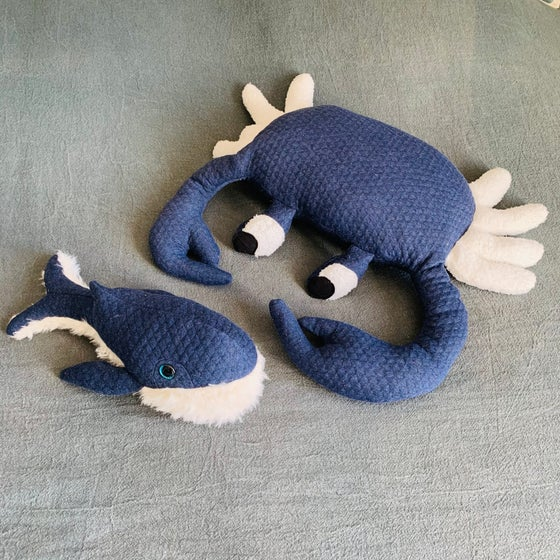 Image of Peluche crabe