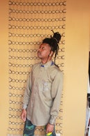 Image 4 of Tan Classic Button Up