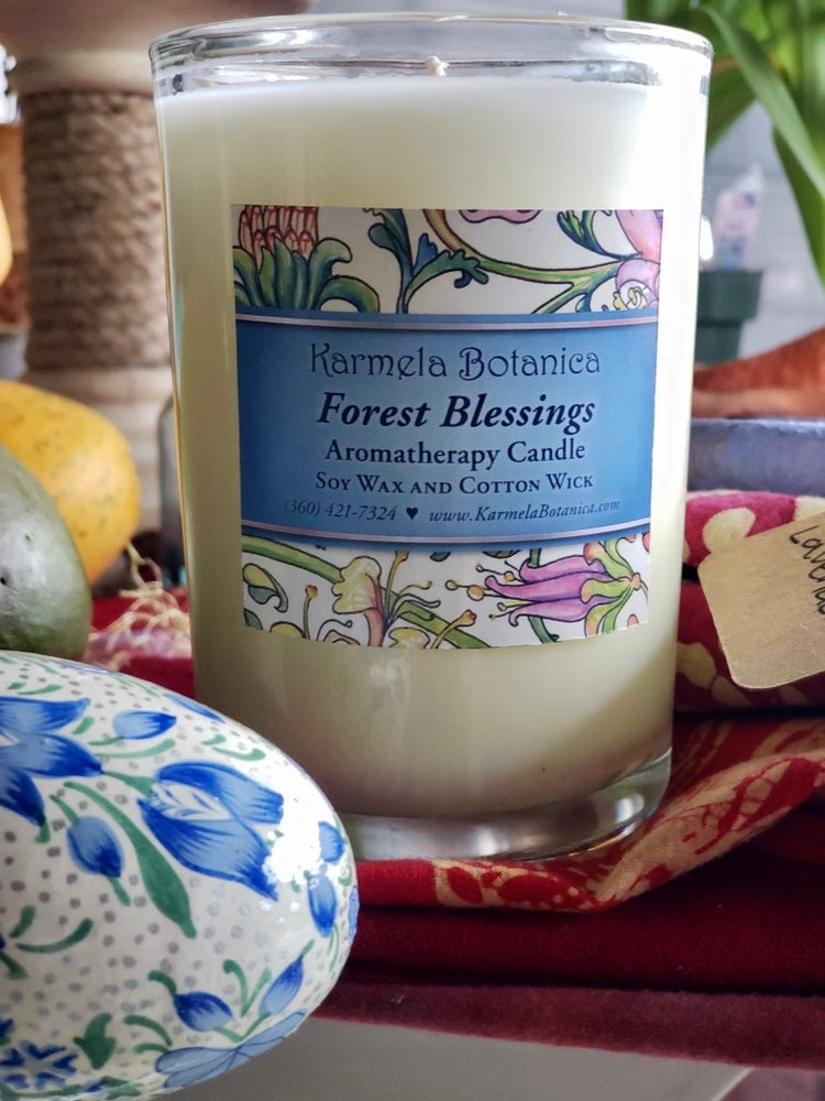 Image of Forest Blessings Candle