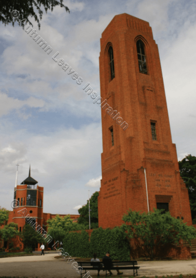 Image of T39 War Memorial & Cathedral Bathurst - NEW!