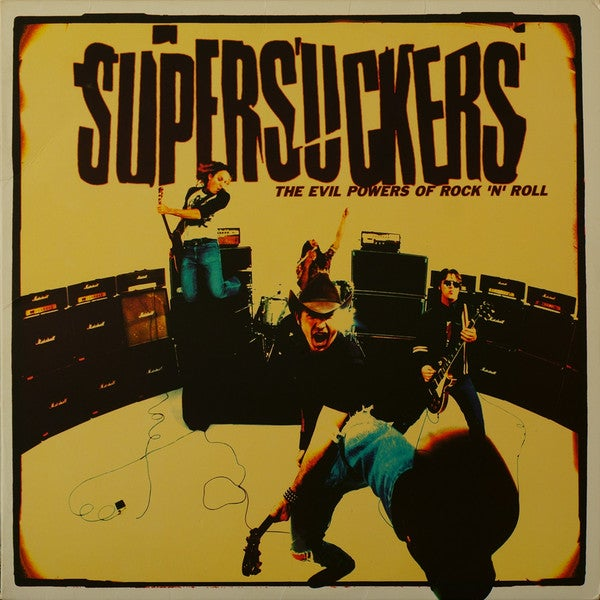 Image of Supersuckers - The Evil Powers of Rock N' Roll LP