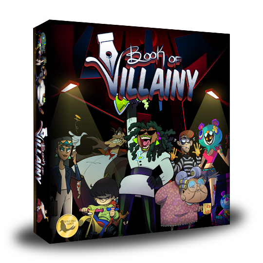 Image of Book of Villainy