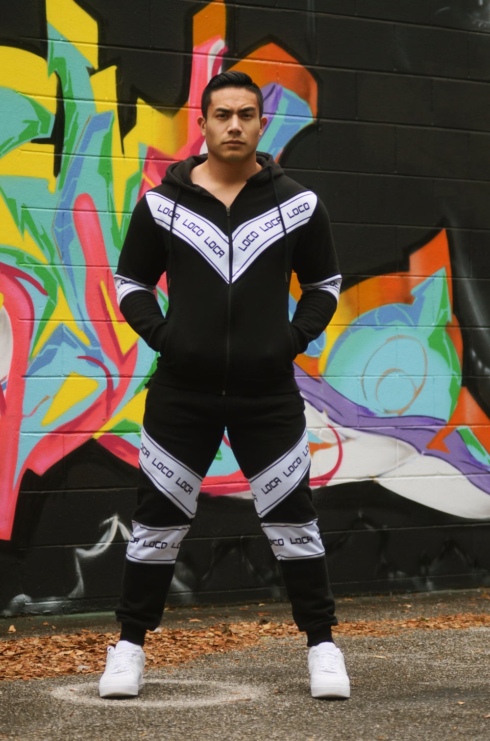 Image of MEN'S DIARIO TRACKSUIT