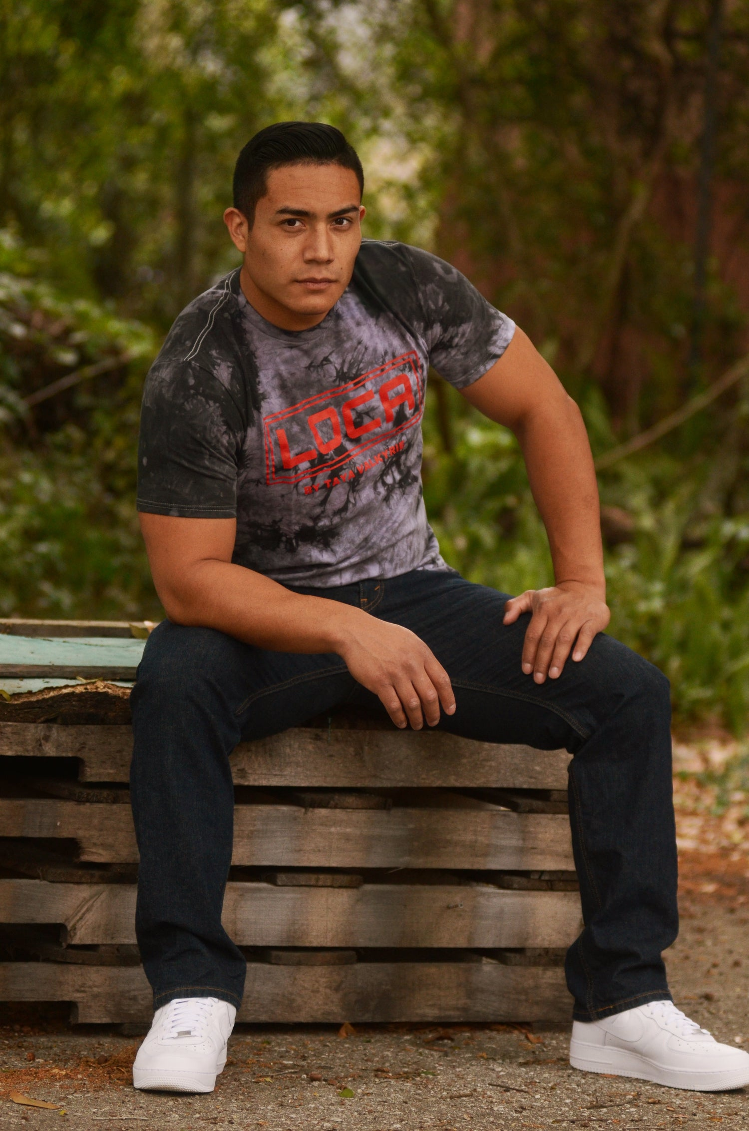 Image of INFIERNO UNISEX T