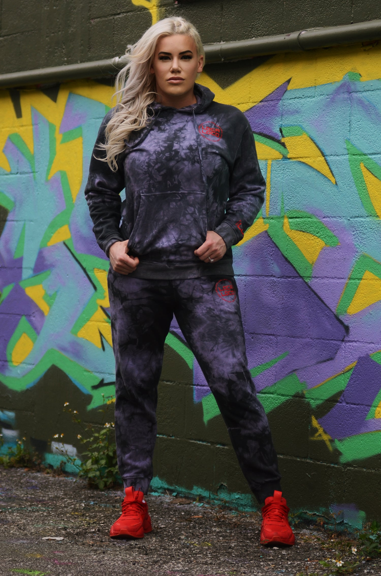 Image of INFIERNO UNISEX JOGGERS