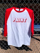 Image of Paint Raglan Ringer Tee