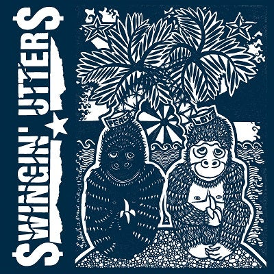Image of Swingin' Utters - Peace and Love LP