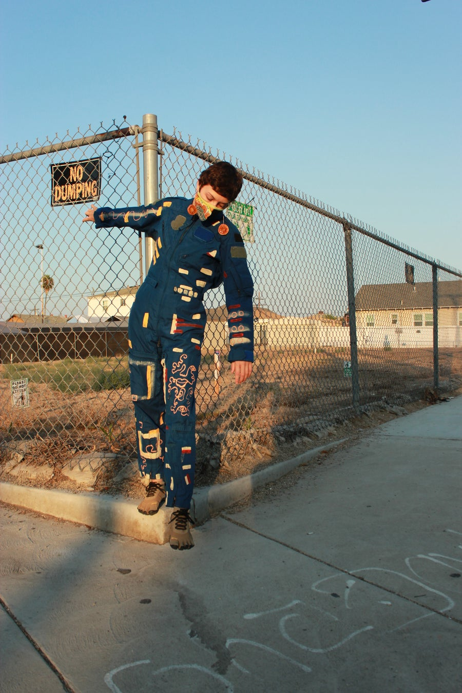 Image of AM x TwoLips Jumpsuit