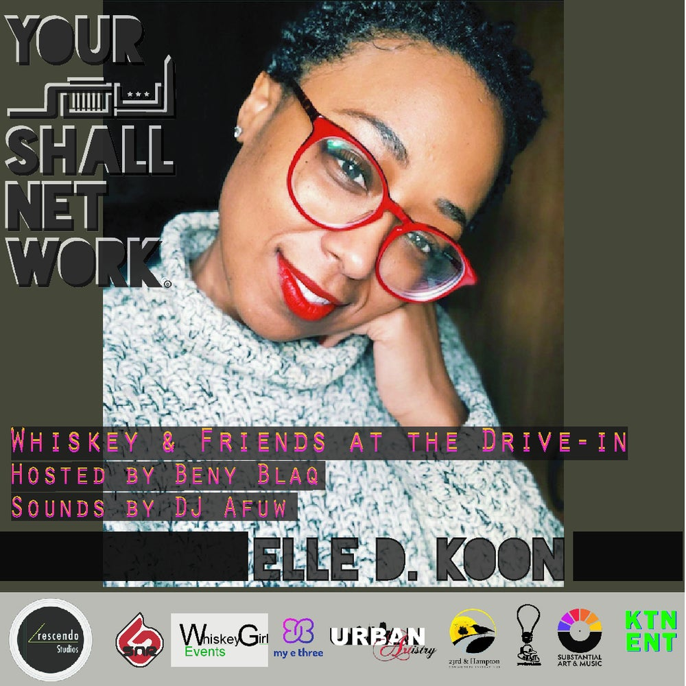 Image of ELLE D. KOON VIRTUAL TICKET