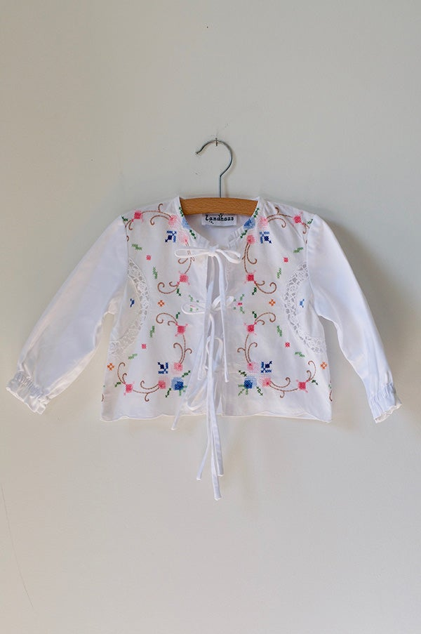 Image of Landhaus Doily Blouse