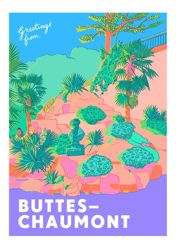 Image of Buttes-Chaumont