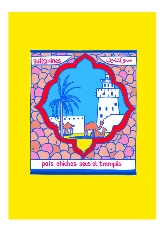 Image of Pois Chiches Trempés