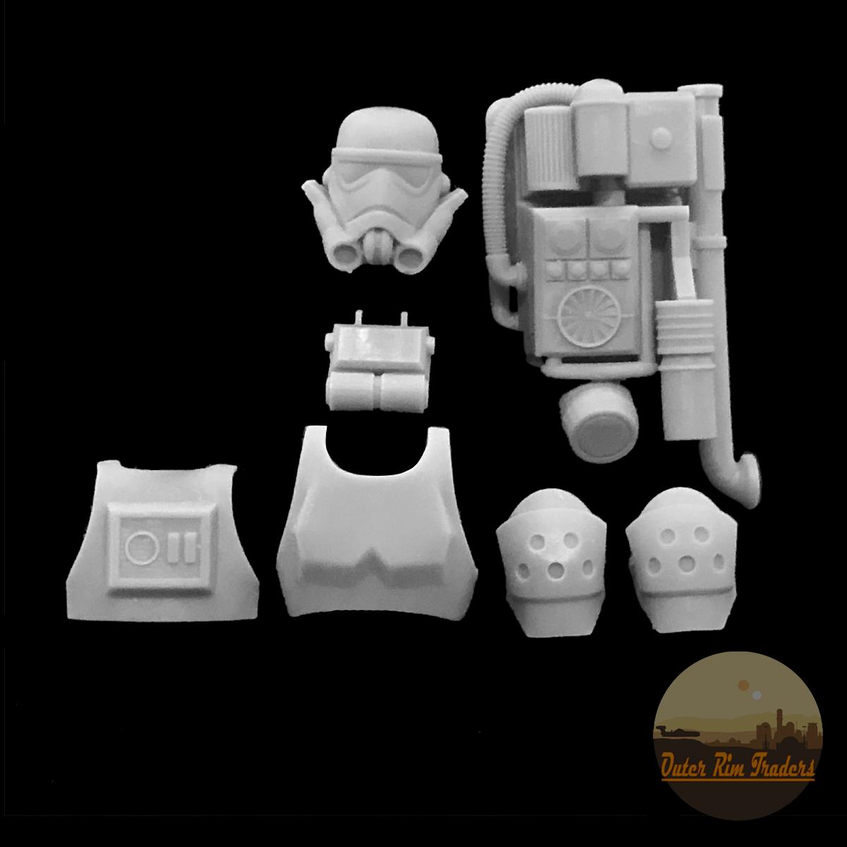 Image of Evolution Trooper by Skylu3D Design