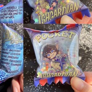 FFXIV Ishgardian Candy Bag Charms!