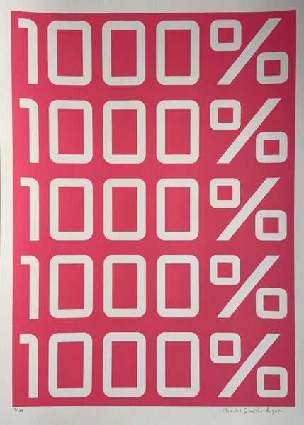 Image of 1000% - Pink