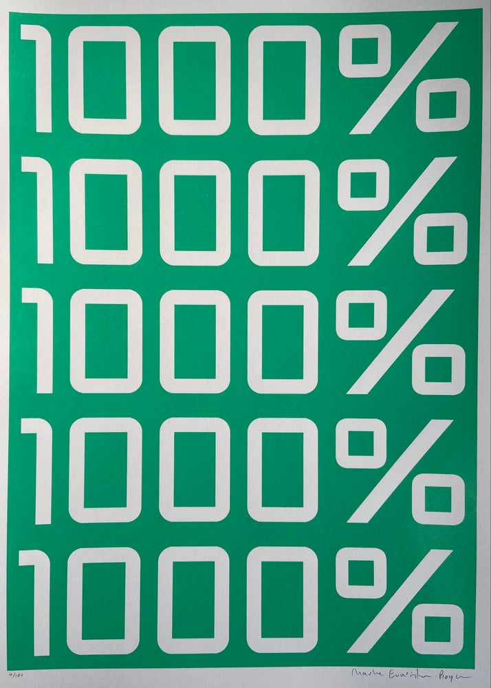 Image of 1000% - Mint