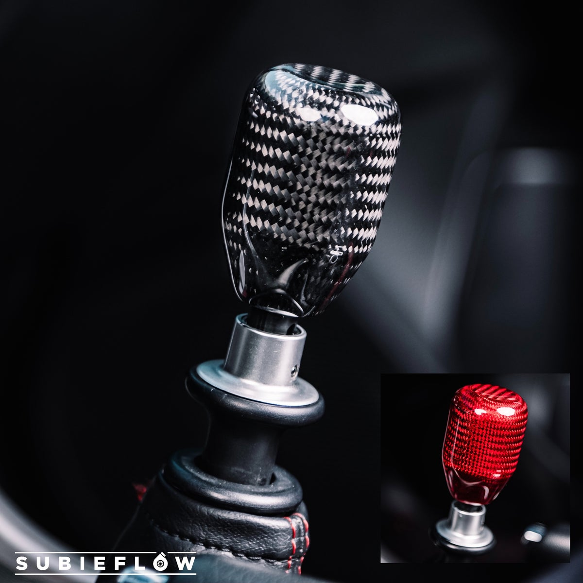 Image of V2 Carbon Fiber Shift Knob