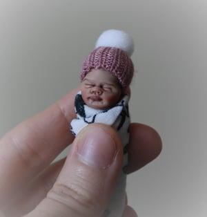Image of #15. OOAK Miniature Bundle Baby Girl
