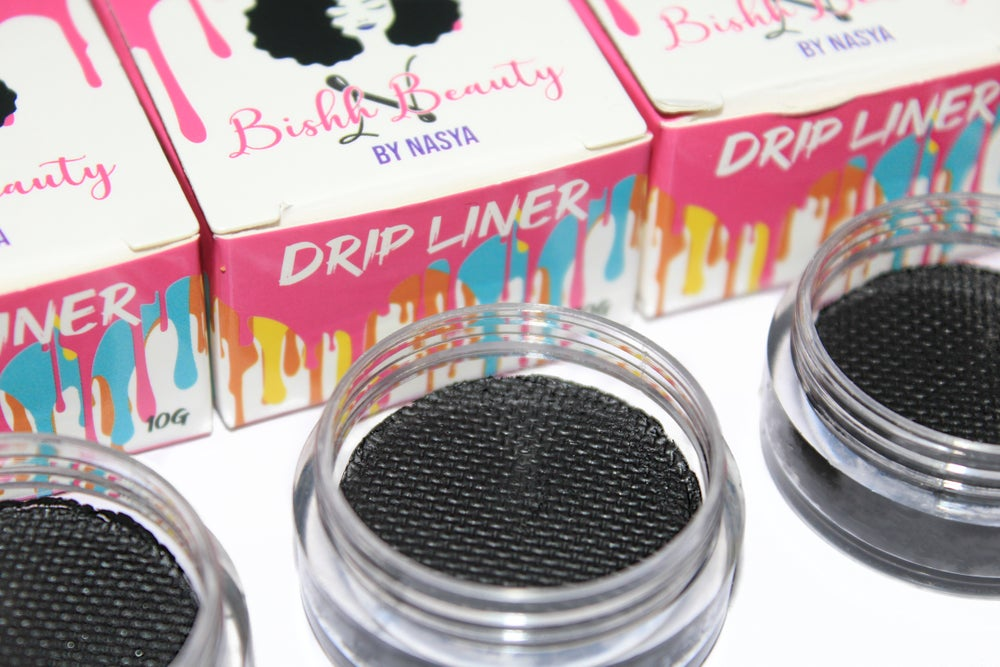 Image of 'Shadow' Drip Liner
