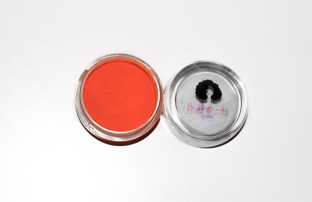 Image of  'Red Orange'  NEON Drip Liner
