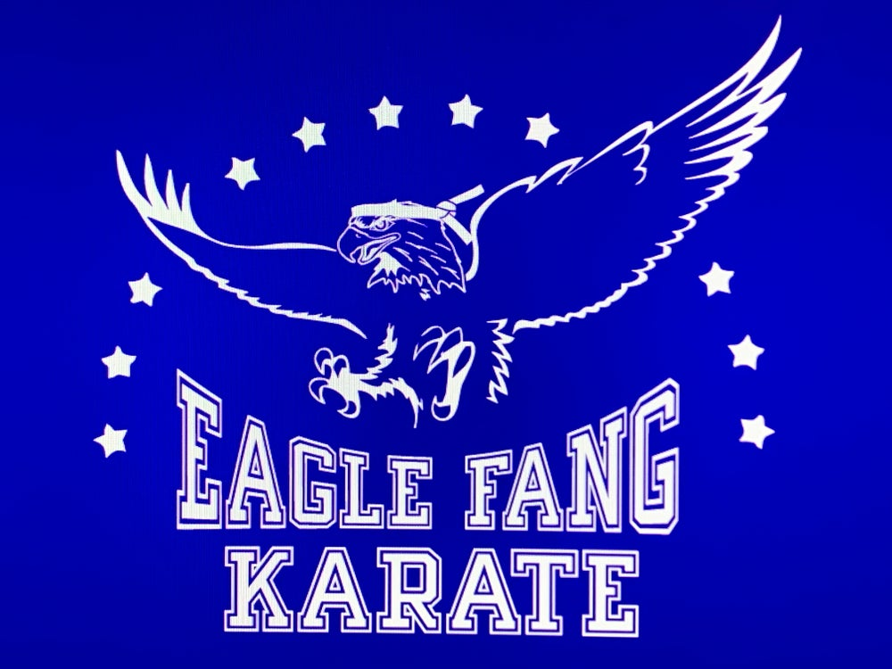Image of Eagle Fang Karate - (Cobra Kai inspired)