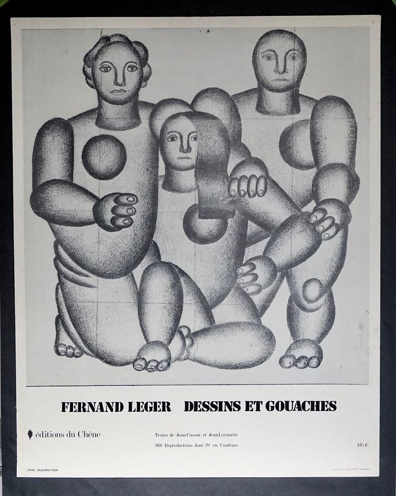 Image of fernand leger / dessins et gouaches / 23/120