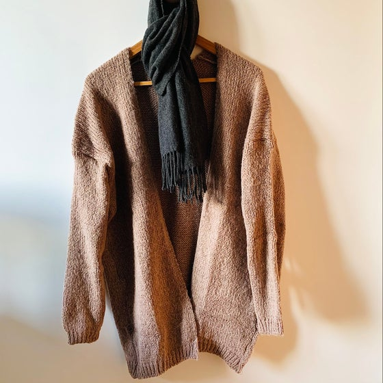 Image of GILET MOHAIR