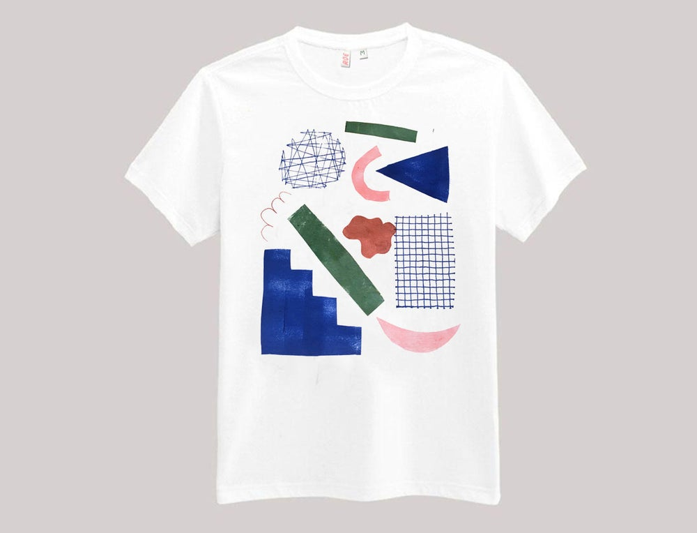 Image of COLLAGE TSHIRT