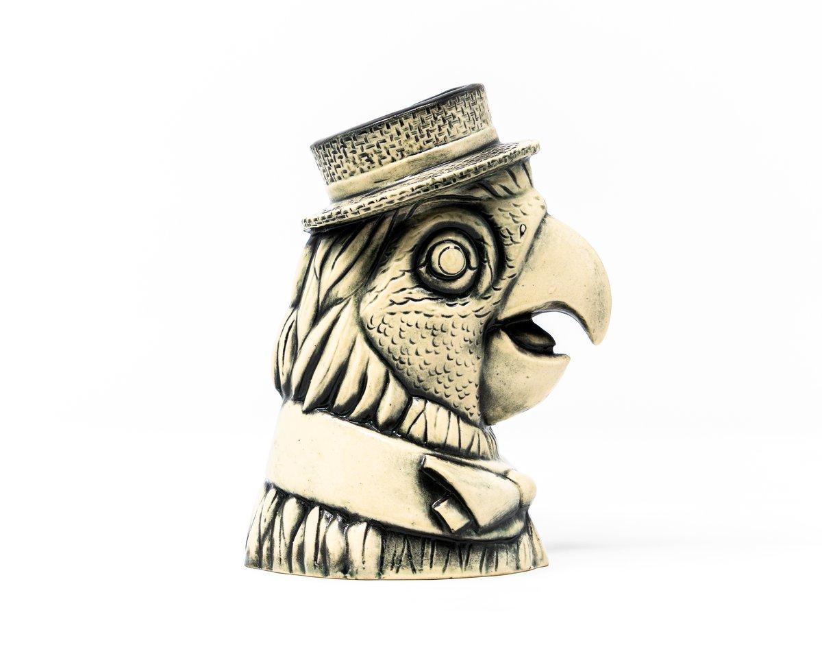 Image of Barker Bird (Bone)