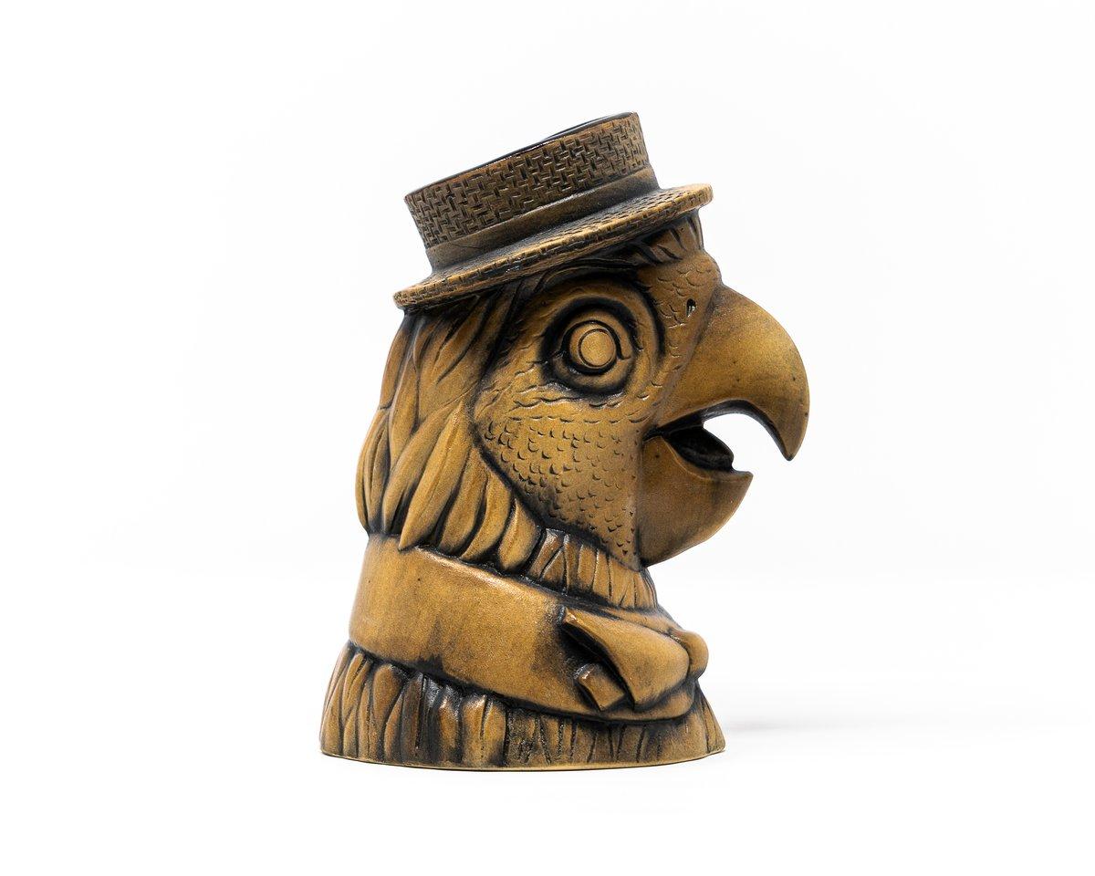 Image of Barker Bird (Almond)