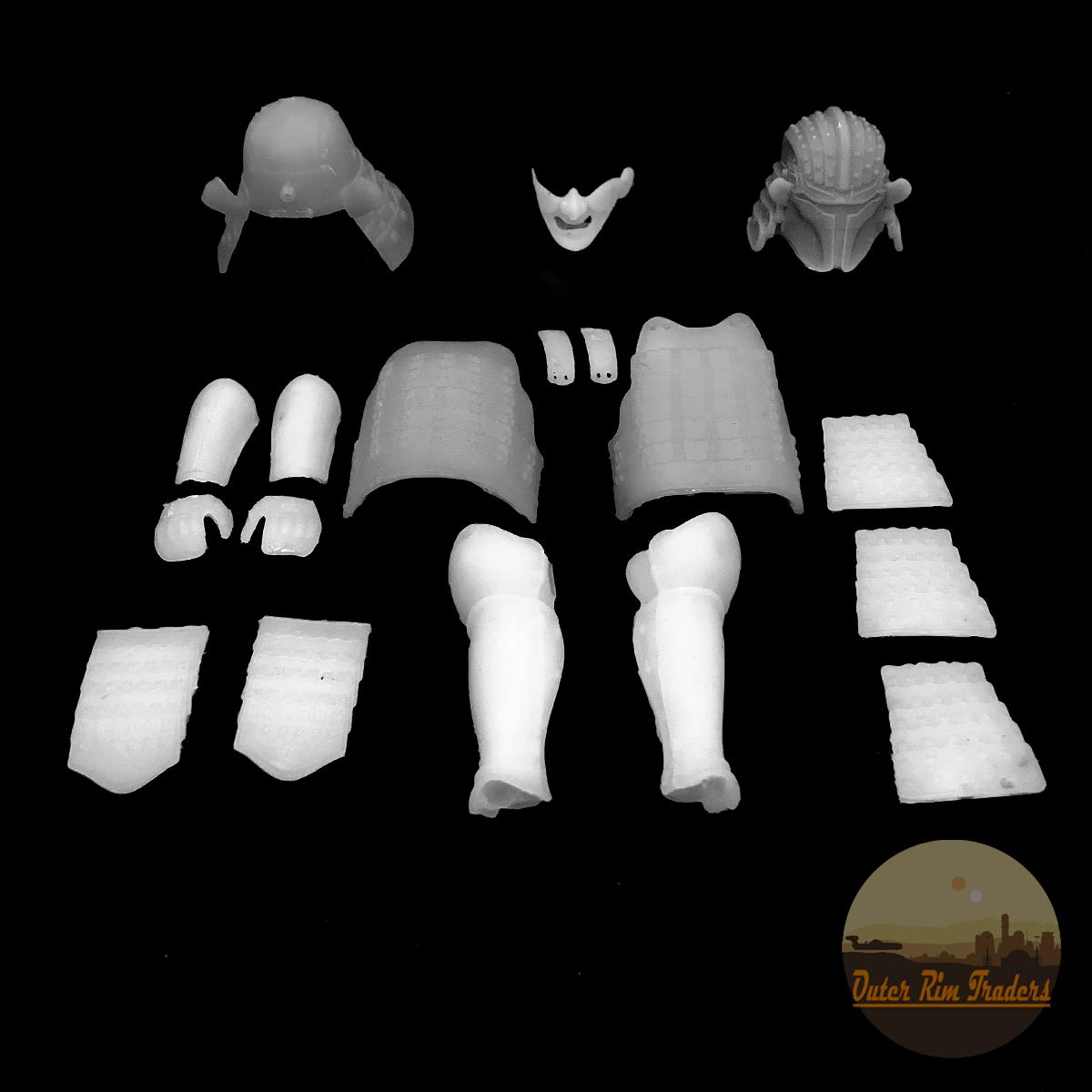 Image of Samurai Kit