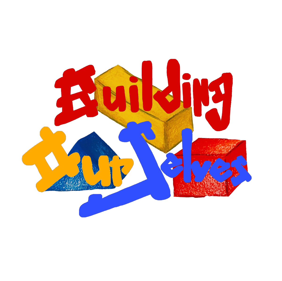 Building OurSelves Sticker