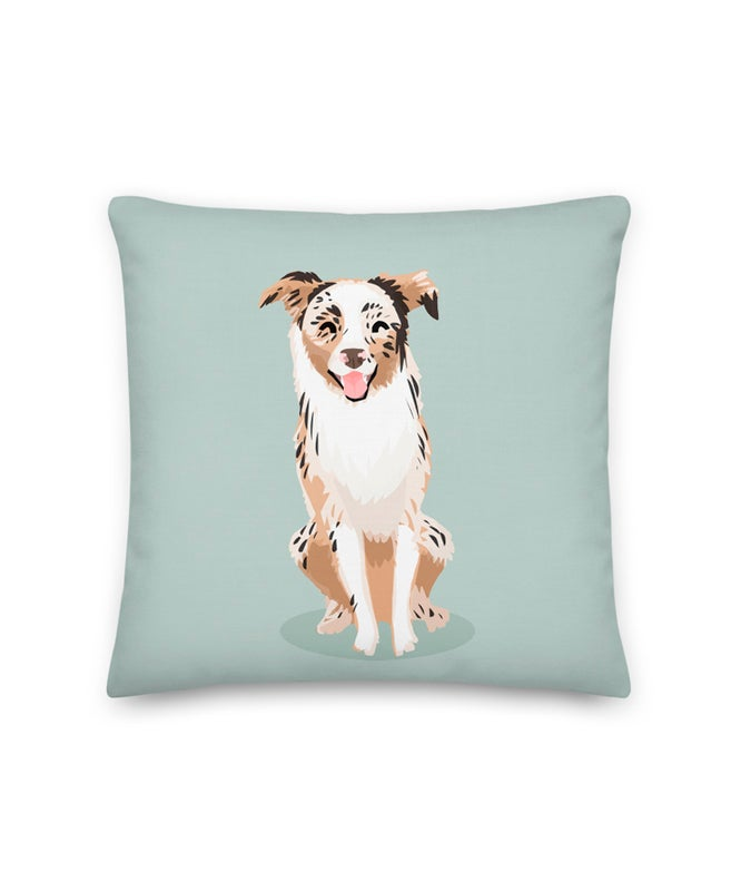 Image of Printed Pillow