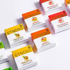 Image of STNDRD 400mg Sativa Gummies