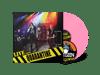 "ANTiSEEN - ""Live From Quarantine"" LP+DVD (LTD PINK Vinyl)"