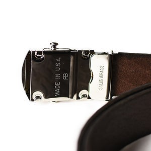 Image of SD Made in USA Easy Leather Belt Type 2