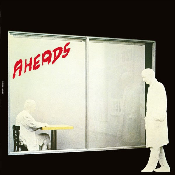 Image of AHEADS - s/t LP+DVD