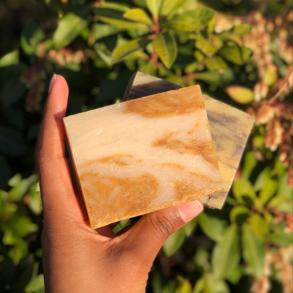 Image of Handmade Cold Processed Soap