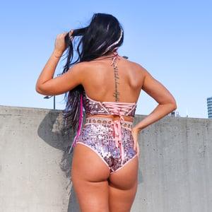 Image of GLOSSY GIRL Bodysuit