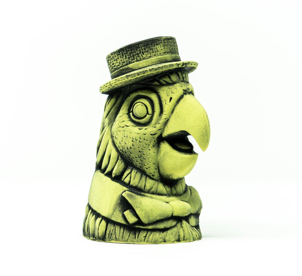 Image of Barker Bird (Lime)