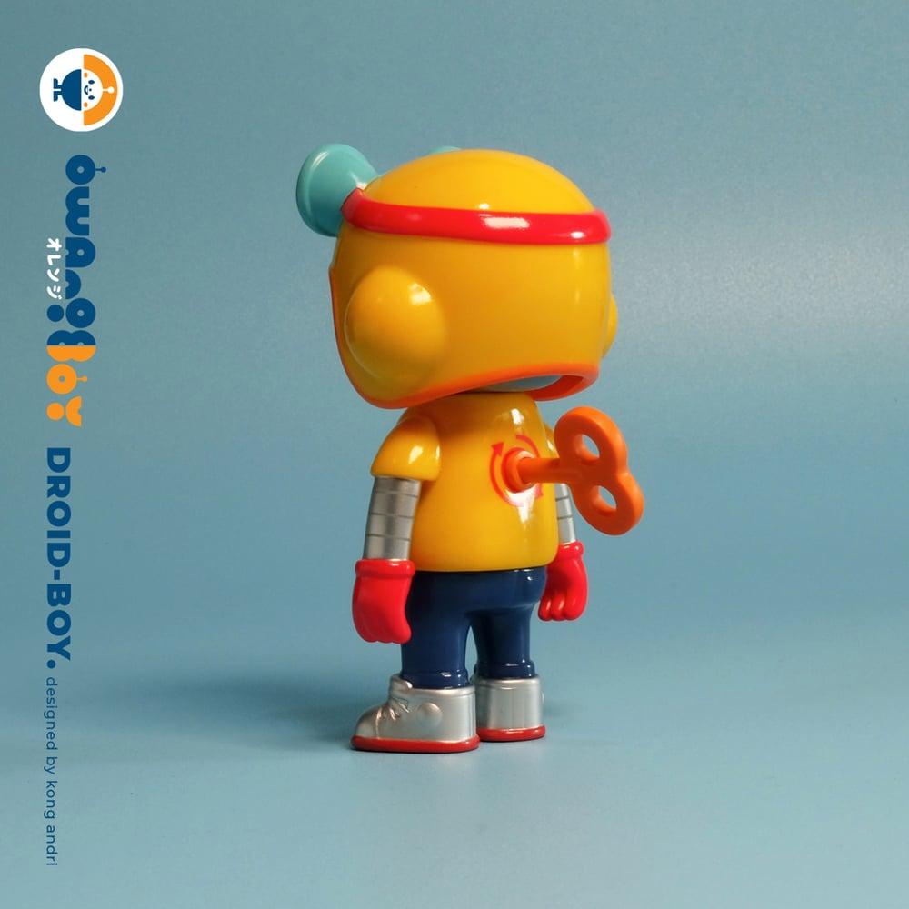 Image of owangeboy - droid boy colorway