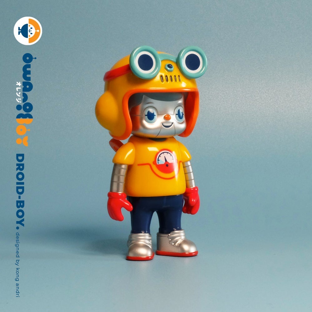 Image of owangeboy - droid boy colorway