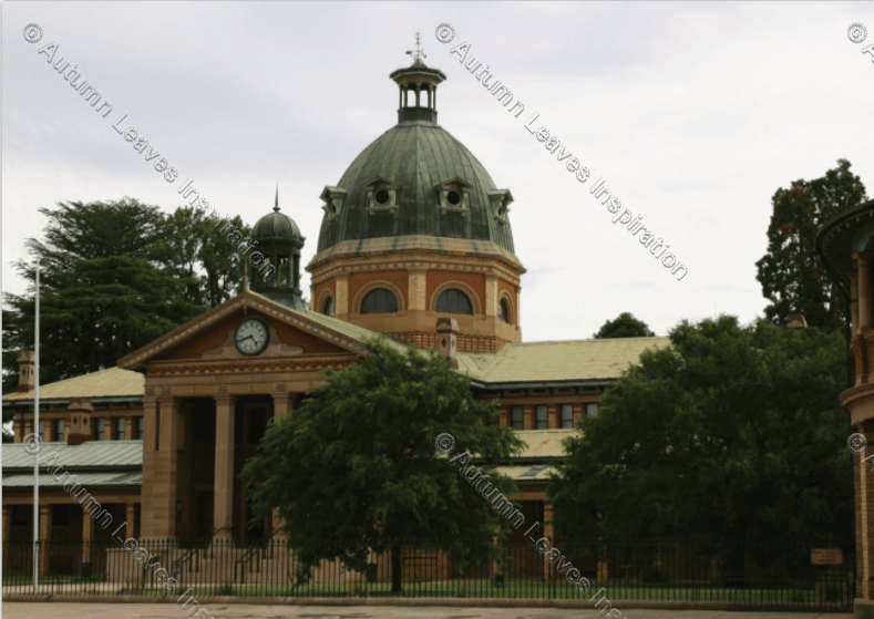 Image of T41 Courthouse Bathurst - NEW!