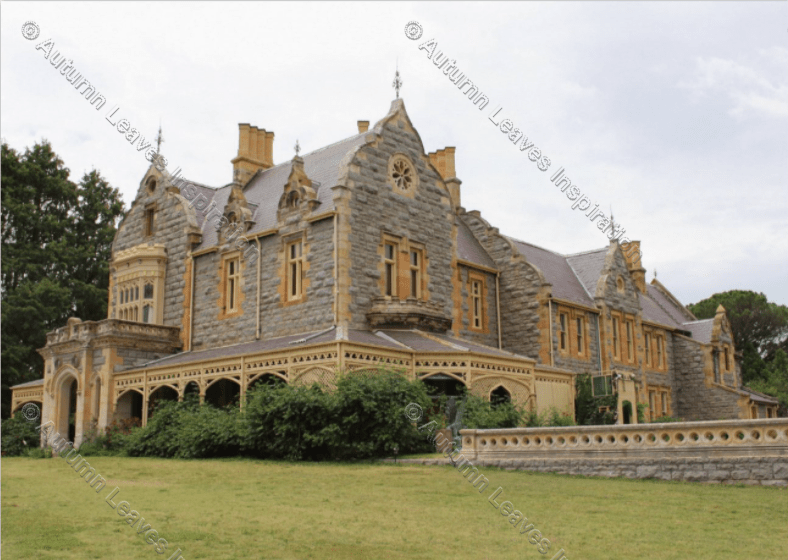 Image of T40 Abercrombie House Bathurst - NEW!