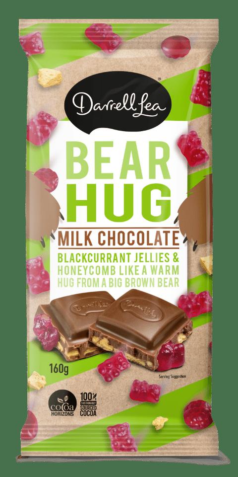 Image of MILK BEAR HUG BLOCK 160G