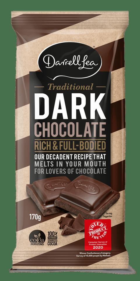 Image of DARK CHOCOLATE BLOCK 170G