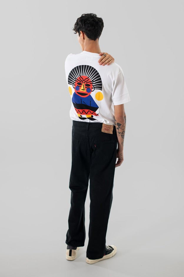 Image of MASK BODY Tee By NWHR