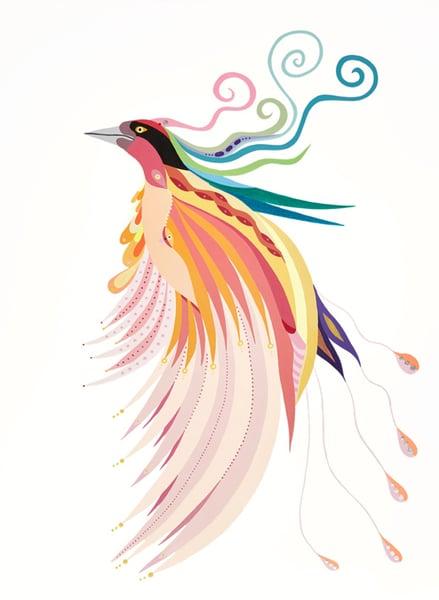 Image of Fulvia Mendini - L'uccello del paradiso