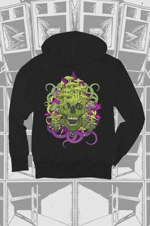 Image of Pitch Funho Zip Hoodie